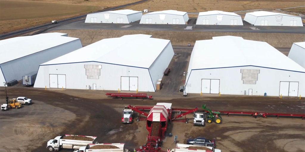AgReserves - Storage Facilities