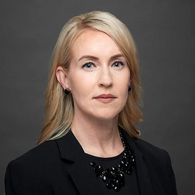 Rebecca van Uitert - VP Human Resources